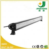 Quality 50 inch led light bar 288w led light bar wholesale