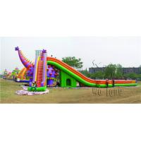 Quality inflatable train slide,inflatable slide equipment,large inflatable jumping slides wholesale