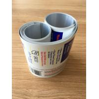 Quality Aluminum Foil 700m Per Roll Laminated Web For Paste Tube Packaging wholesale