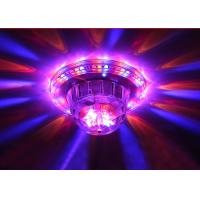 Buy cheap Voice Control LED Stage Spotlights Laser Pointer Disco Projector 125mm * 80mm from wholesalers