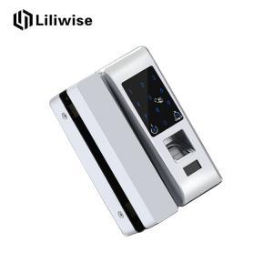 China Custom Biometric Entry Door Lock  , Password Smart Biometric Fingerprint Lock on sale