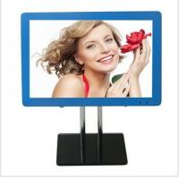 Quality High Resolution 10 inch USB 2.0 LCD POP Display Screen With Metal Stand wholesale