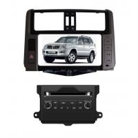 Quality Toyota Prado Bluetooth Car GPS Navigation System CVBS S-Video Output wholesale