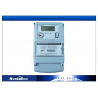 DTS1088 3 Phase Digital Energy Meter , Three Phase Electric Meter