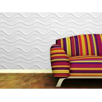 Quality Commercial Exterior Decorative Modern 3D Wall Panels High Toughness Wall Decals wholesale