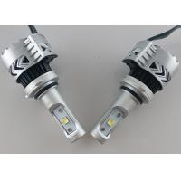 Quality 9006 CREE XHP50 35W 12 Volt LED Headlight Bulbs 12000 Lumen Xenon wholesale