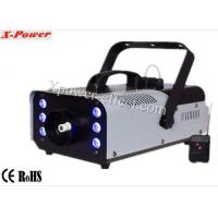 Quality 900W 3 In1 RGB LED Fog Machine Portable With DMX512  For Commercial Use  X-026D wholesale