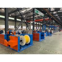 Quality Custom Pvc Wire Making Machine / OEM Cable Wire Manufacturing Machines wholesale