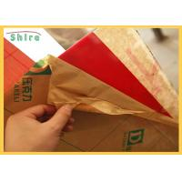 China Masking Paper Surface Protection Paper For Acrylic Sheets Plastic Sheets Pvc Sheets for sale