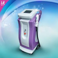 Quality 2 In 1 IPL Tattoo / Hair Removal Equipment 560nm SR / 640nm HR , 8.4 Inch wholesale