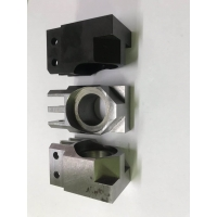 Quality Metal Aluminum / Steel Alloy Clips CNC Machining Customized CNC Machining And anodizing wholesale