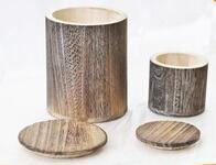 Quality Antique Carved Wooden Tea Box For Wholesale Promotion wholesale