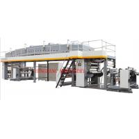 Quality Auto Adhesive BOPP Tape Coating Machine With Human Machine Interface wholesale