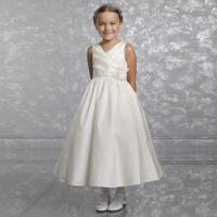 Quality Flower Girl Dress with Circle Skirt, ODM Orders Welcome wholesale