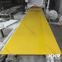 Quality Acrylic Solid Surface Sheet Artificial Stone Big Slab wholesale