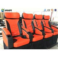 Quality Special Control System 4D Digital Movie Theater System With Motion Chairs wholesale