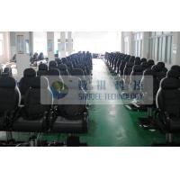 Quality Genuine Leather Special effects Movie Theater Chairs / Seats For 5D 7D XD Cinema wholesale