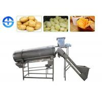 Quality Easy Operate Potato Chips Production Line 400 Kg/H Output For French Fries wholesale