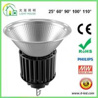 Quality Cool White High Bay LED Lighting Waterproof with 200 watt  Power , 6500k CCT wholesale