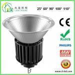 Quality Cool White High Bay LED Lighting Waterproof with 200 watt  Power , 6500k CCT wholesale