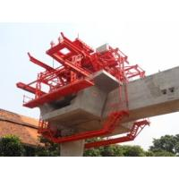 Quality Bridge Construction Equipment Rubber Tyre Segment Lifting Systems ISO9001 wholesale