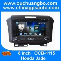 China Ouchuangbo car DVD gps stereo navi radioHonda Jade support SD MP4 Russian menu on sale