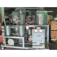 China Renew used transformer oil Recycling System |dielectric oil regeneration ZYD-I on sale