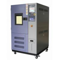 Quality Programmable Constant Temperature and Humidity Testing Machine for Various Materials wholesale
