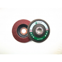 Quality T27 Aluminium Oxide 100 Grit 115mm Angle Grinders Flap Disc Wheel wholesale