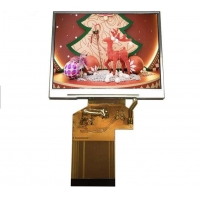 Quality RGB Interface 320X240 700cd/M2 Sunlight Readable TFT LCD Display wholesale
