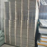 Quality heat resistant 50mm mgo sandwich panel use interior wall panel for 20ft container house wholesale