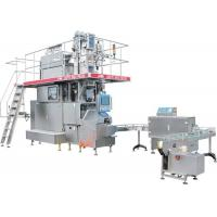 Quality High Speed  Aseptic Brick Carton Beverage Packaging Machine Turn Key Project 500-1000ml wholesale