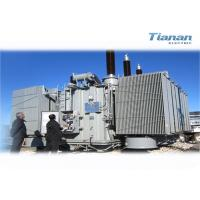 Quality 242kv 150MVA off Load Industrial  Oil immersed Compact Transformer Substation wholesale