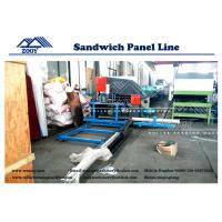 Quality Automatic Foaming PU Sandwich Panel Machine For Sandwich Panel Roofing wholesale