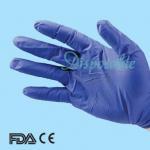Quality Blue Industrial Grade Vinyl Gloves wholesale