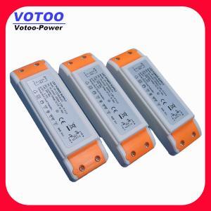 Quality 1600mA 230V AC 12V DC Contant Voltage LED Driver , 20W LED Power Supply RoHS wholesale