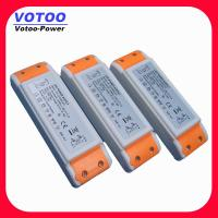 Quality 1600mA 230V AC 12V DC Contant Voltage LED Driver , 20W LED Power Supply RoHS wholesale