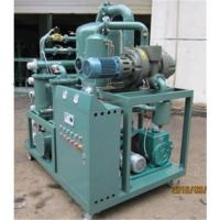 China ZYD Double-Stage Vacuum Transformer Oil Purifier on sale