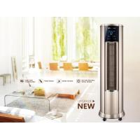 Buy cheap LowNoise Warm Air Conditioner , Hot Air Vertical Fan Heater With LCD Touch Switch from wholesalers