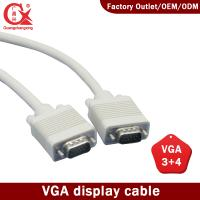 Quality VAG Cable VGA 3m 3+4 coaxial cable wholesale