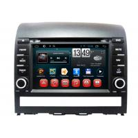 Quality In Dash Stereo Radio Player Plio Fiat Navigation System Quad Core DVD GPS Wifi wholesale