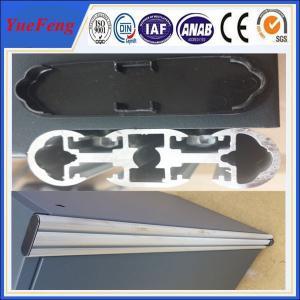 China Anodizing Aluminium Extrusion for Cabinet/Wardrobe Sliding Door on sale
