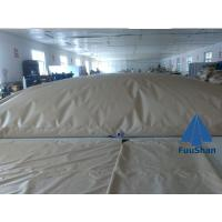 China Fuushan Recycled Collapsible Pillow TPU/PVC Plastic Water Tank Machine on sale
