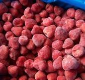 Buy cheap Freezing Fresh Strawberries from wholesalers