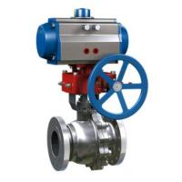 Quality OEM Industrial Control Valves Flange connection RF FF simple Structure wholesale