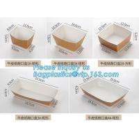 hot selling food grade paper box, design printing logo box,Takeaway Storage Food Packaging Box Cake Boxes bagease packa