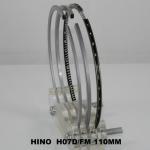 Quality Ranger Power Sealed Piston Ring Set Zirconium-plating , HINO H07D 13011-2650A wholesale