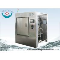 Cheap Automatic Hinge Door CSSD Sterilizer 1000 Liter With Safety Working System for sale