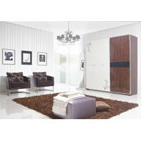 Cheap Apartment interior project Custom Furniture Modern Wooden Sliding door Wardrobe for sale