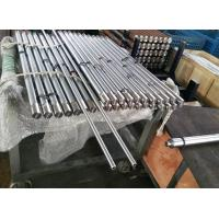 Quality CK45 Hard Chrome Plated Metal Guide Rod Diameter 6 - 1000mm With High Properties wholesale